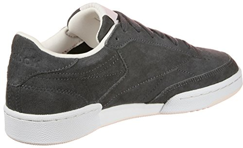 Men's White So Club 85 Grey Reebok Gymnastics Shoes Black C U7pqwCxw