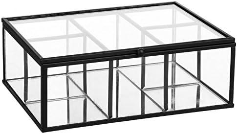 Paris Prix – Caja Joyero de cristal