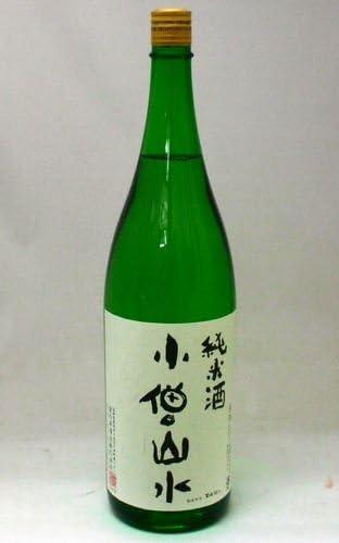 小僧山水 純米酒1800ml