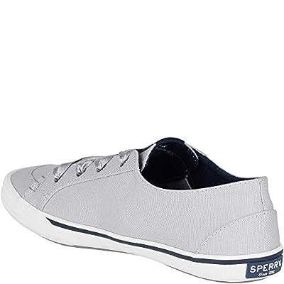 Sperry Women's Lounge LTT Low Top Fabric Sneaker   Fashion Sneakers