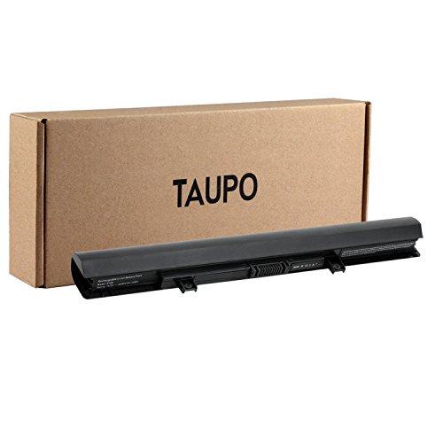 TAUPO New Laptop Battery for Toshiba Satellite C55 C55D C55T L55 L55D L55T, fits P/N PA5185U-1BRS / PA5186U-1BRS / PA5184U-1BRS / PA5195U-1BRS - 12 Months Warranty (Toshiba Computer Battery)