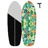 Carver Surfskate Deck Cruiser Complete Skateboard