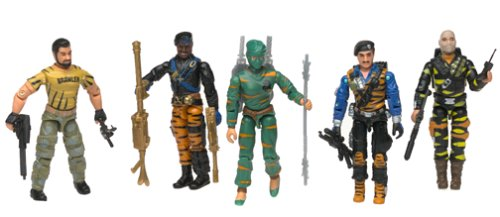 Joe Tiger (Tiger Force GI Joe 20th Anniversary Action Figure Set)