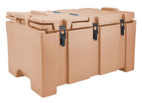 - Cambro (100MPCHL157) Top-Load Food Pan Carrier - Camcarrier 100 Series