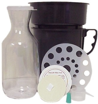 Filtron Cold Water Coffee Concentrate Brewer from Filtron