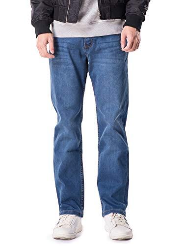 Ochenta Blu Respirabile Tratto Uomo Relaxed Jeans CwHvq7