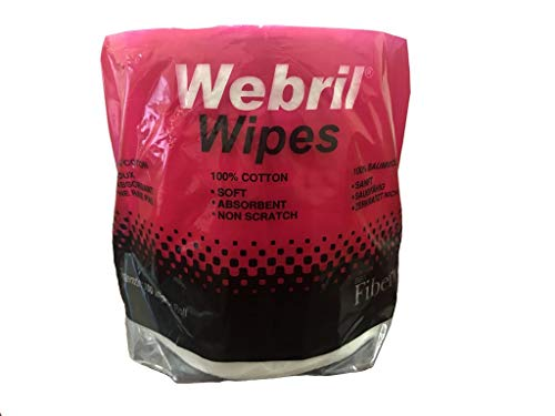 Webril Handi-pads 8x8 Bag 100 Wipes / Roll