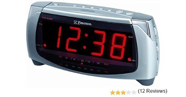 emerson alarm clock manual professional user manual ebooks u2022 rh justusermanual today Emerson SmartSet Clock Radio Emerson SmartSet Clock Radio