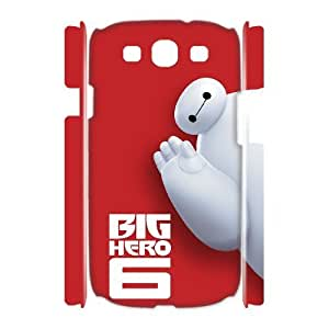 ANCASE Baymax 1 Phone 3D Case For Samsung Galaxy S3 I9300 [Pattern-6]