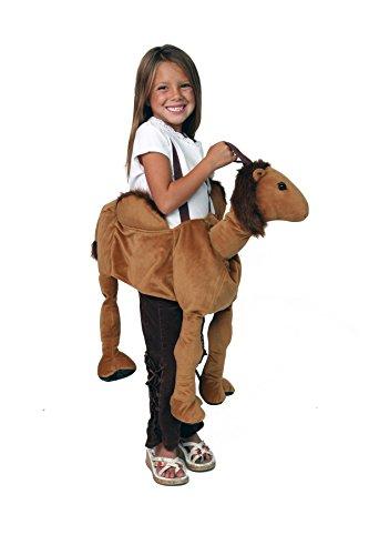 Kids Plush Ride-on Nativity Costume Camel