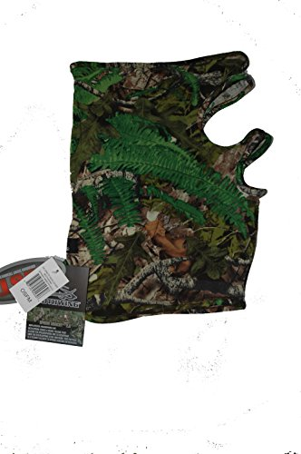 - Mothwing Camo Spring Mimicry 2.0 3/4 Headcover Turkey Hunting Gear Headnet