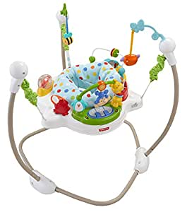 Amazon.com : Fisher-Price Zoo Party Jumperoo : Baby