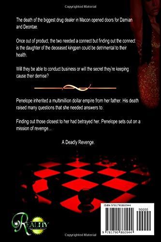 Deadly Revenge: Author DJ, Brandi Jefferson: 9781790860944: Amazon