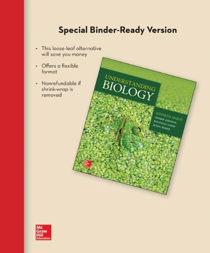Understanding Biology (Loose Pgs)(W/Out Connect Plus Access)