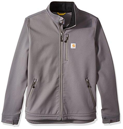 Carhartt Men's Big & Tall Crowley Jacket, Charcoal, 3X-Large (Carhartt Ski Jacket)