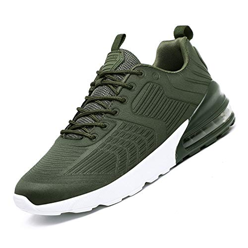 Outdoor Sneakers Green Respirantes Multisports Entraînement Hommes Sport Trail De Fitness Athlétique Pour Chaussures Gym ty23 Casual Running xP6ngtA