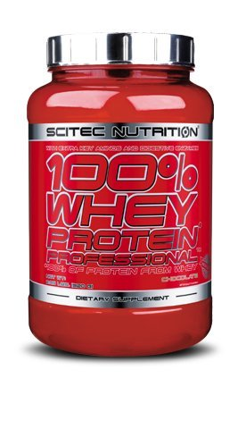 Scitec Nutrition 100% Professional Whey Protein Powder, 2.03LBS, with Extra Added Aminos & Digestive Enzymes, NON-GMO, Mixes Instantly (Lemon Cheesecake) Lemon Cheesecake Ingredients