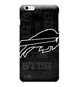 Case Cover For Apple Iphone 6 Plus 5.5 Inch NFL Buffalo Bills Black White Case Cover For Apple Iphone 6 Plus 5.5 Inch High Quality PC Case