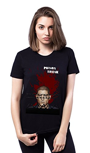 Prison Break Mike Blood Damen T-shirt