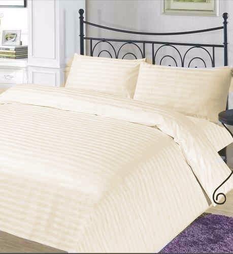 400 hilos DOUBLE____CREAM____Luxury 100% algodón egipcio banda ...