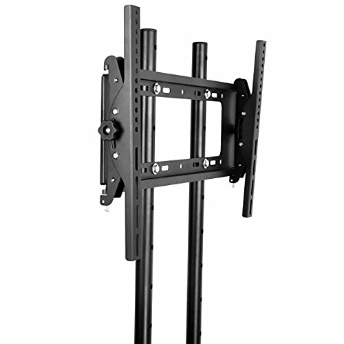 Oulii Universal Adjustable Mobile Metal Tv Stand Mount