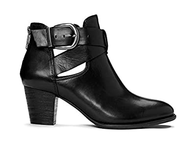 Vionic Women's Upright Rory Ankle Boot - Ladies Bootie with Concealed Orthotic Arch Support