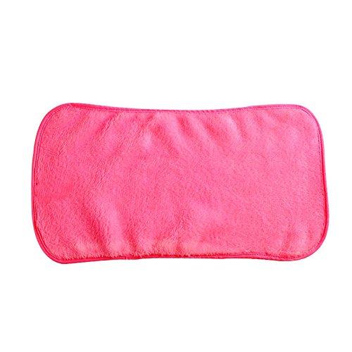 Hrph Make-up Entferner Handtuch Wiederverwendbare Make-up-Reinigungs-Tuch weiche Mikrofaser-Make-up Entferner Waschlappen