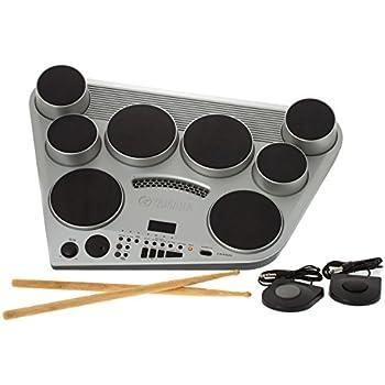 Yamaha dd 65 portable digital drum kit with for Yamaha portable drums