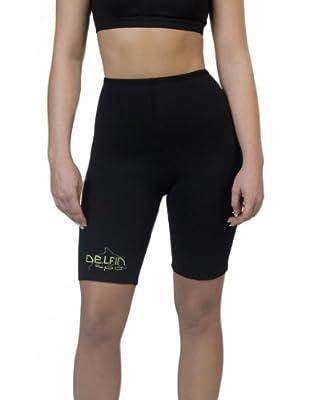 Delfin Spa Women's Heat Maximizing Neoprene Exercise and Anti Cellulite Shorts - Regular & Plus Sizes