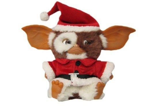 Cinémaniak - Neca - Peluche Dansante Père Noel  - Gremlins Avec Son