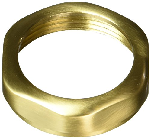Jaclo 757-SG Solid Brass Slip Nut, 1-1/2'', Satin Gold by Jaclo