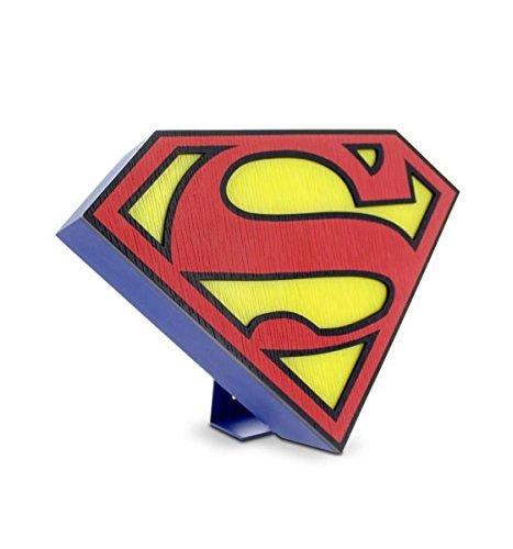 Paladone DC Comics Superman Logo Night - Light Night Superman