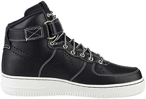 Details about Nike Mens Air Force 1 High 07 LV8 WB, BlackBlack Sail, 11