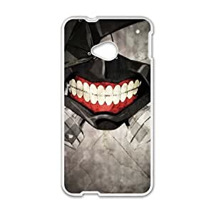 HTC One M7 Phone Cases White Japanese Tokyo Ghoul BCH013081