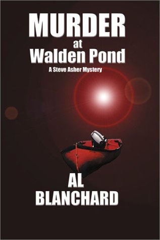 Murder at Walden Pond (Steve Asher Mysteries)