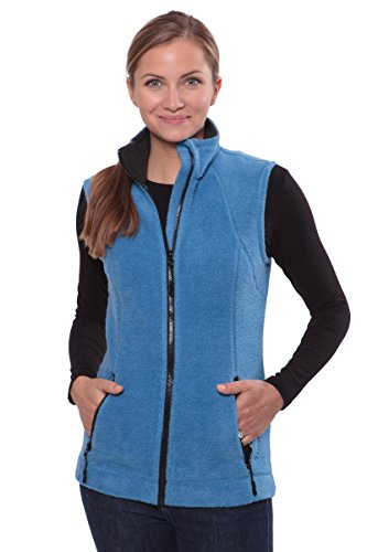 womens-medium-weight-fleece-vest-navajo-bluebird-medium-best-mothers-day-gifts-wc1002-bbd-m