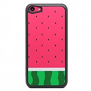 QHY Watermelon Pattern Hard Case for iPhone 5C