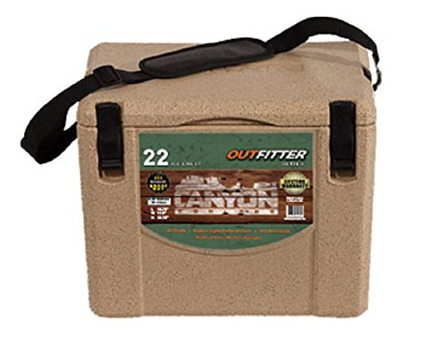 Canyon Coolers Outfitter Series 22qt- Sanstone by Canyon Coolers