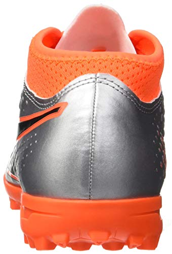 01 Soccer Men puma 4 Plateado puma Silver 01 Black 104751 Tt shocking Orange Puma One Syn Shoes aqzwInxd65