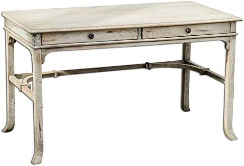 Uttermost Bridgely Aged Writing Desk
