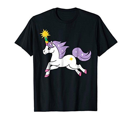 Unicorn Shirt - Magical Unicorn Beautiful Costume T-Shirt -
