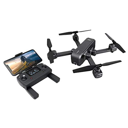 MJX X103W 5G WIFI FPV GPS Foldable RC Drone with 1080p HD Camera Live Video and GPS Return Home, RC Quadcopter for Adults Beginners with Brushless Motor, Follow Me, 5G WiFi Transmission