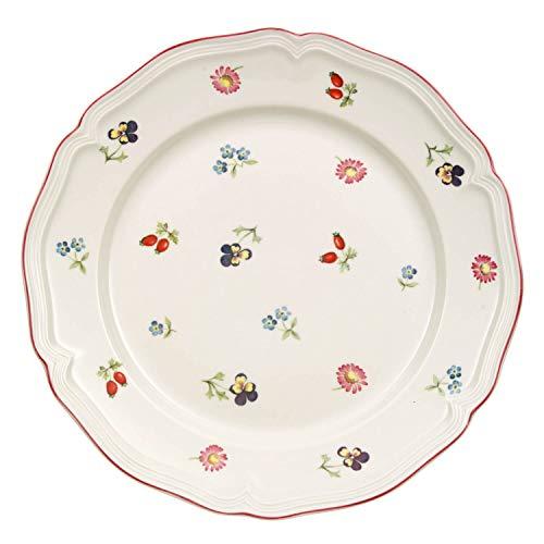 (Villeroy & Boch Petite Fleur Salad Plate)