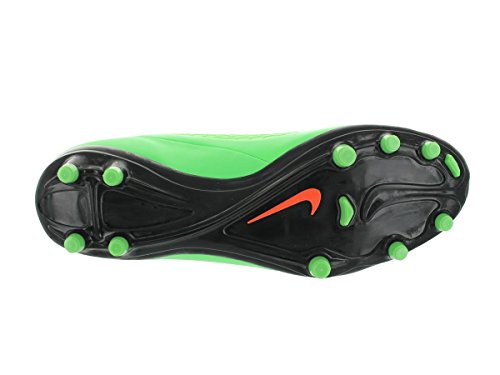 Nike Hypervenom Phelon Fg, Men's Football Competition Shoes N Lime/Blk/Psn Grn/Mtllc Slvr