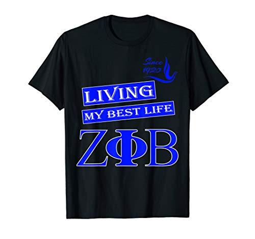 - Living My Best Life - Zeta Blue Phi Beta 1920 Sorority