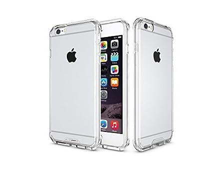 amazon com iphone 6 plus case iphone 6s plus case clear color anti