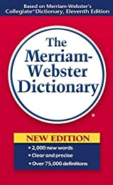 The Merriam-Webster Dictionary
