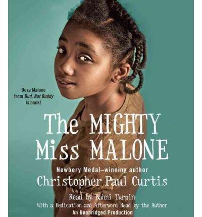 [ [ [ The Mighty Miss Malone [ THE MIGHTY MISS MALONE ] By Curtis, Christopher Paul ( Author )Jan-24-2012 Compact Disc
