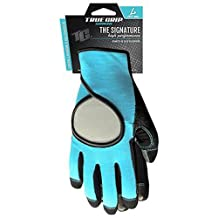 BIG TIME PRODUCTS LLC Signature Pro Glove, Touchscreen Compatible, Teal, Women's Large
