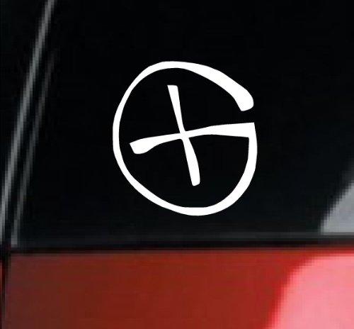 "ProSticker 2600 (Four Pack) 4"" Geocaching Series White Decals Stickers"